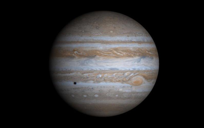 Découverte de 2 nouvelles lunes de Jupiter
