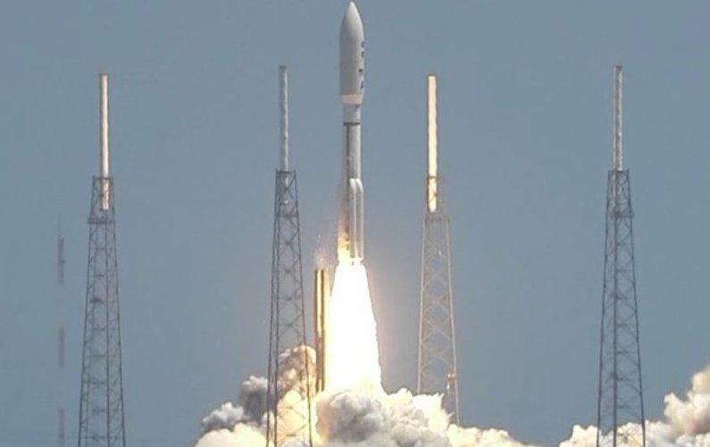 Lancement de la sonde Juno vers Jupiter