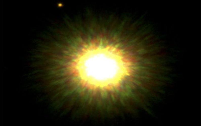 Plus de planètes que d'étoiles dans la Voie lactée