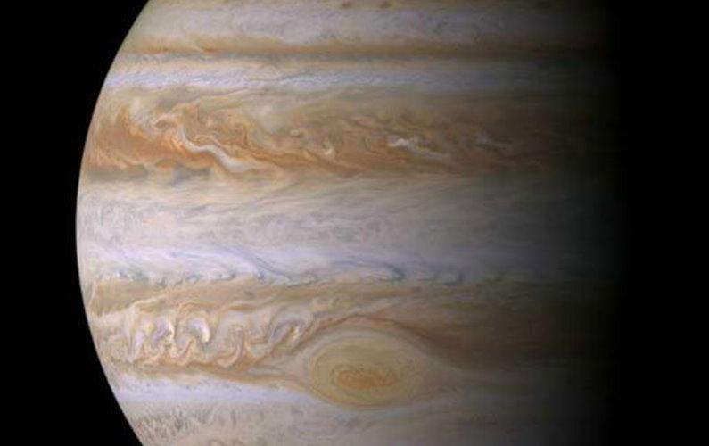 Le coeur de Jupiter se dissout