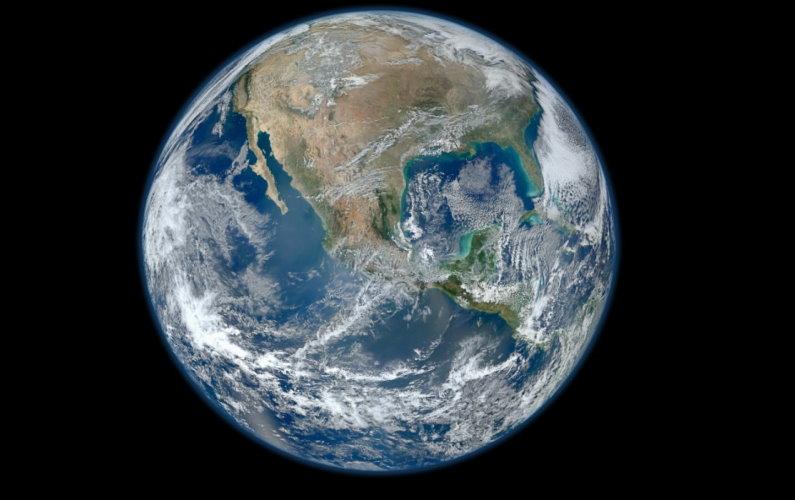 The Blue Marble 2012 - la Terre en haute résolution