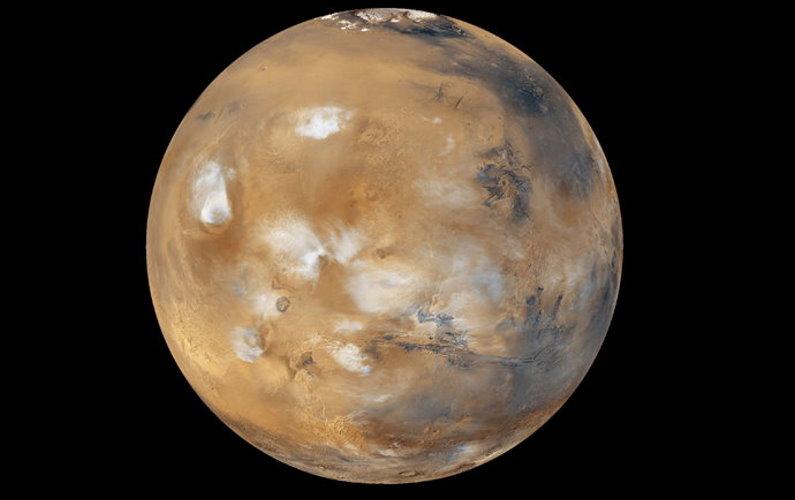 Un océan existait à la surface de Mars