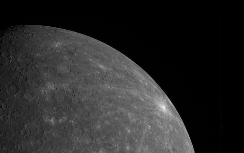 Messenger nous en dit un peu plus sur Mercure