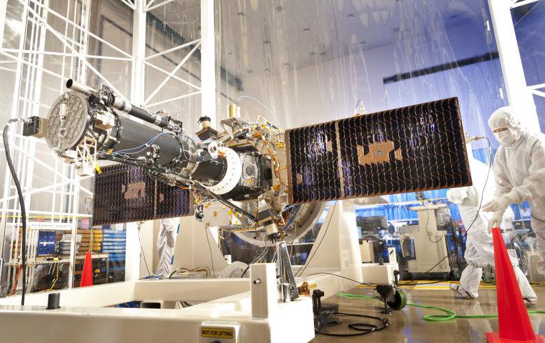 IRIS a été placé en orbite