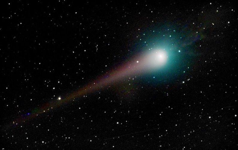 Un nouveau réservoir de comètes découvert