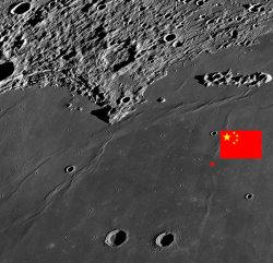 La Chine est la troisième nation à alunir