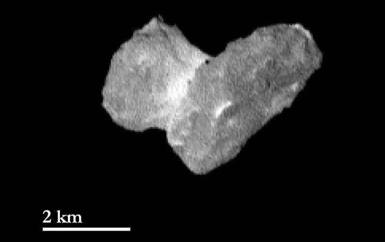 Rosetta en approche