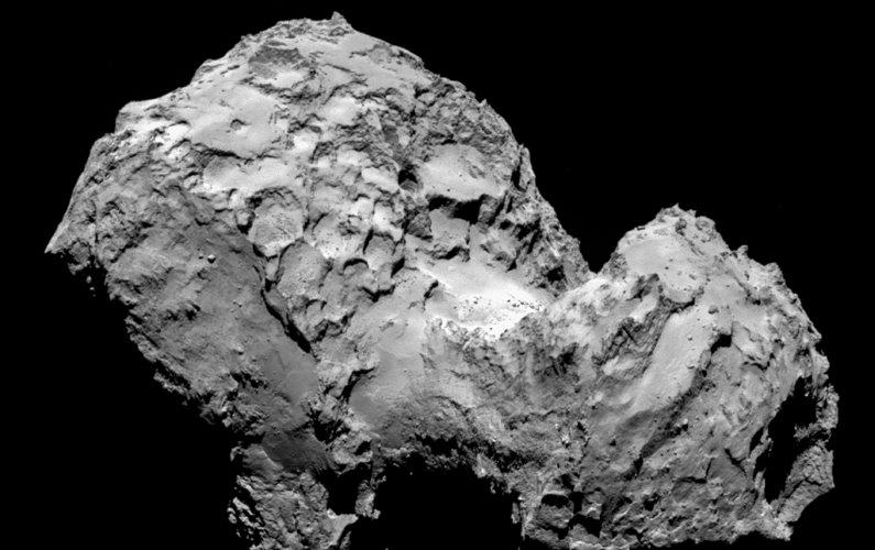 Rosetta au rendez-vous