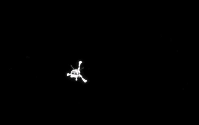 Philae a atterri