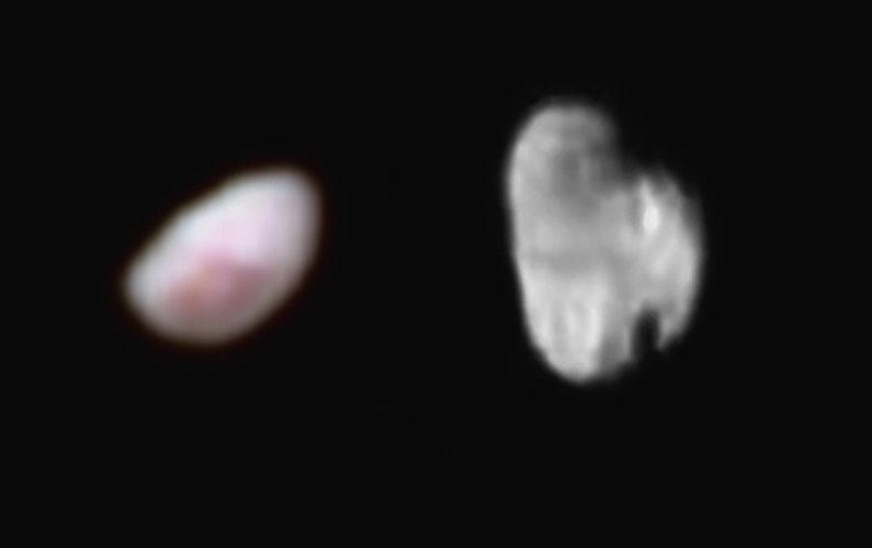 New Horizons dévoile Nix et Hydra