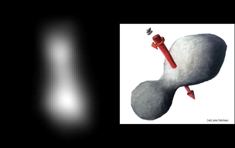 New Horizons réussi son survol d'Ultima Thulé