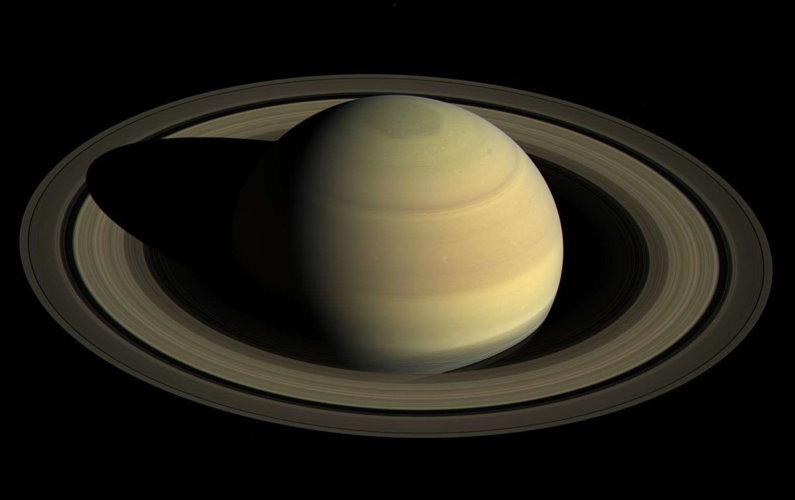Les anneaux de Saturne vont disparaitre dans 300 millions d'années