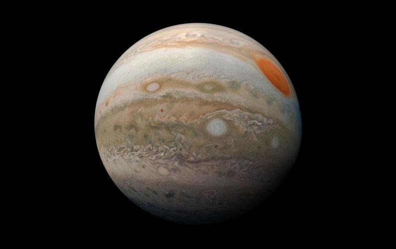 La grande migration de Jupiter