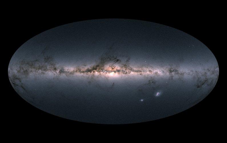 L'origine de la Voie lactée se précise