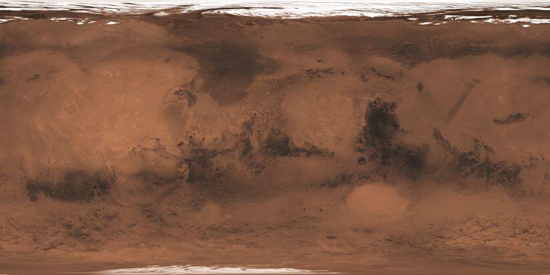 Carte de Mars
