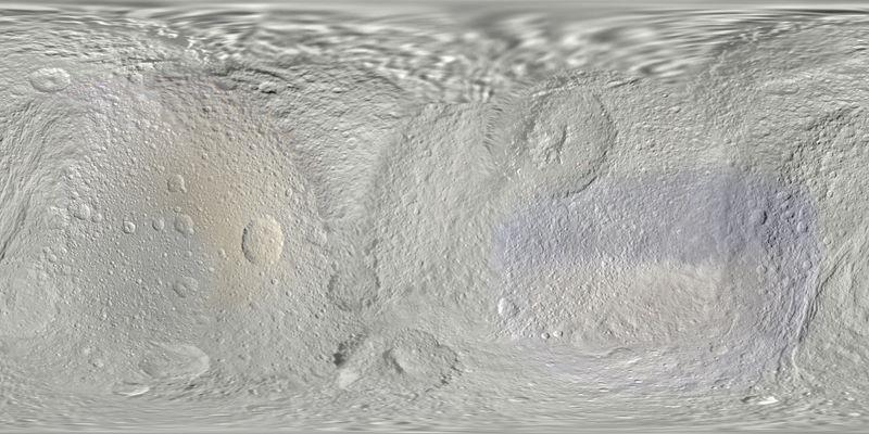 Carte de Téthys