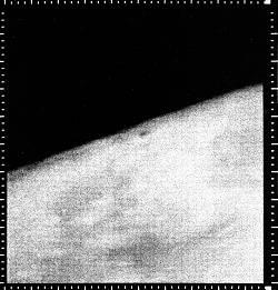 1ere image Mariner 4