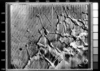 1ere image Mariner 9