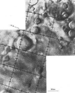 Mars Mariner 4