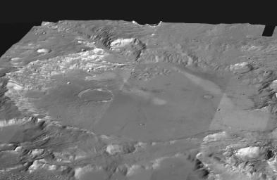 Cratere Mars