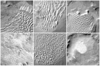 Dunes Mars