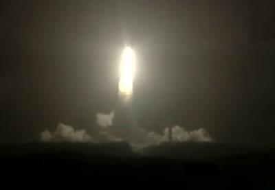 Rosetta lancement