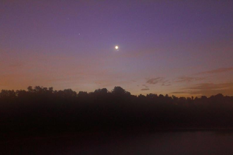 L'étoile du berger - Vénus