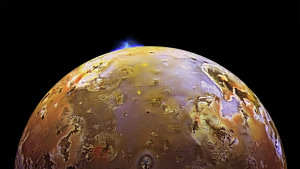 Eruption Io
