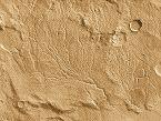 Trace d'eau sur Mars