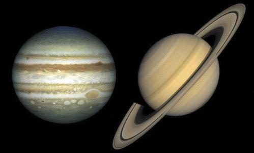 Planète géante gazeuse