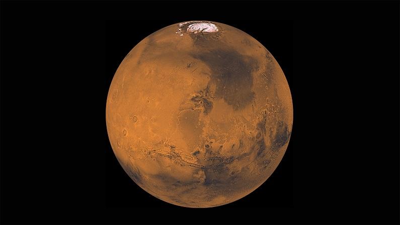 La planète rouge - Mars