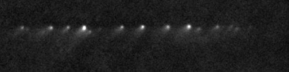 Comète Shoemaker-Levy 9