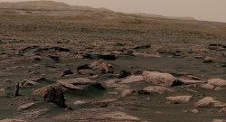 Sol martien