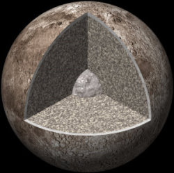 Structure interne de la Lune