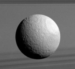 Tethys saturne