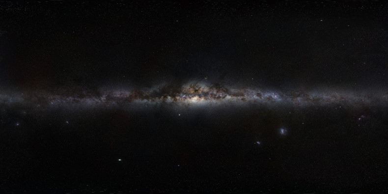 La Voie lactée - Notre Galaxie
