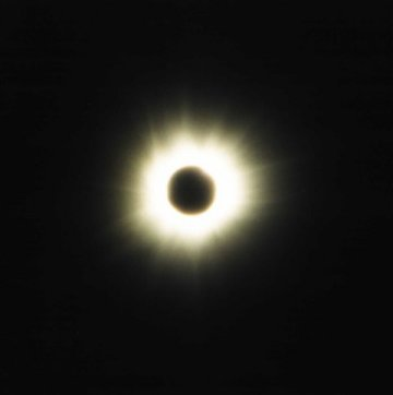 Eclipse du soleil du 11/08/1999 (France)