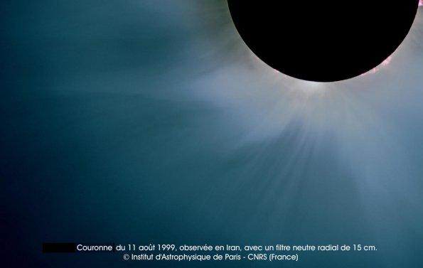 Eclipse du soleil du 11/08/1999 (Iran)