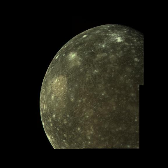 Mosaïque d'image de Voyager 1