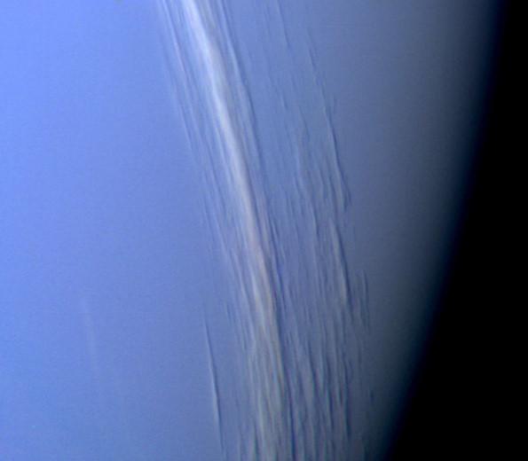 Les nuages de Neptune
