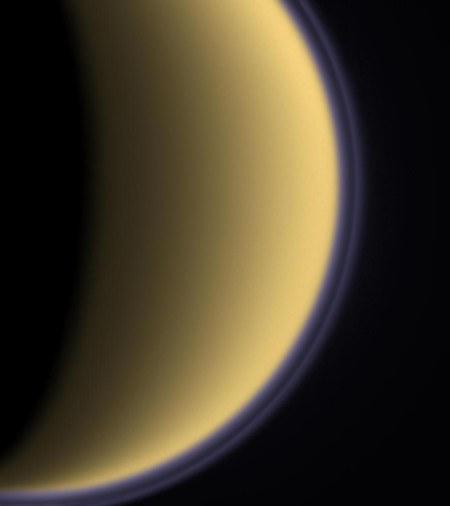 L'atmosphère de Titan