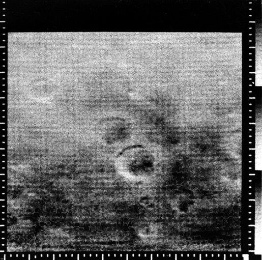 Mars depuis Mariner 4