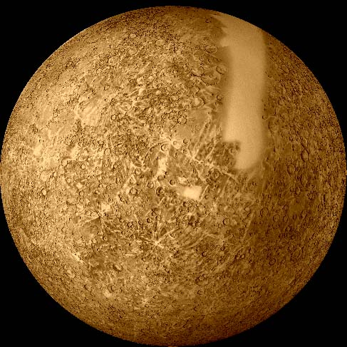 Mercure par Mariner 10